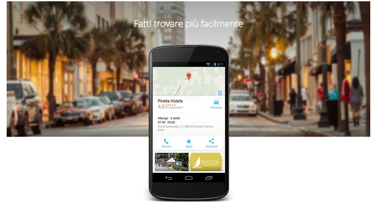 Come gestire più sedi con Google My Business