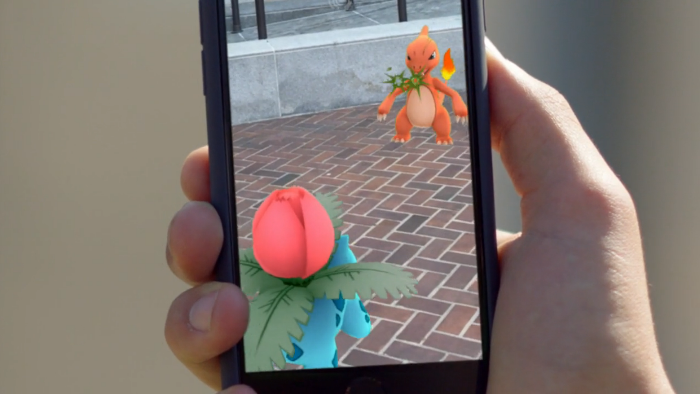 Pokemon go e il marketing locale
