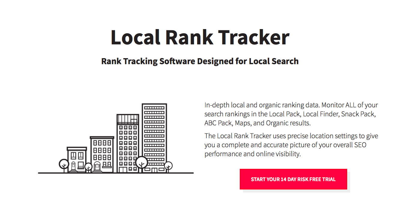 Local seo local rank tracker